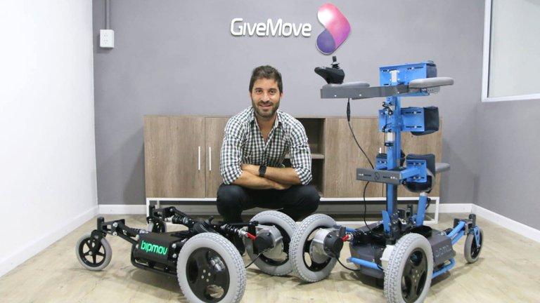 Un proyecto Argentino de movilidad para niños con discapacidad motriz ganó los Israel Innovation Awards 2020