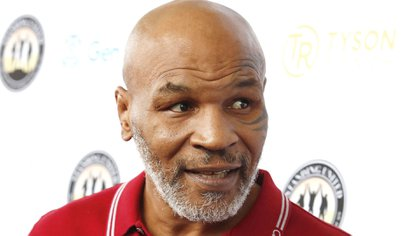 Mike Tyson tiene 53 años y su última pelea pelea profesional fue en junio del 2005