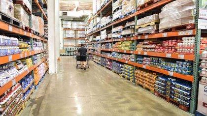 Supermercado mayorista
