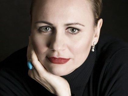 La soprano Anja Kampe