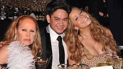 A su amiga Mariah Carey le obsequió un collar de 5,7 millones dólares