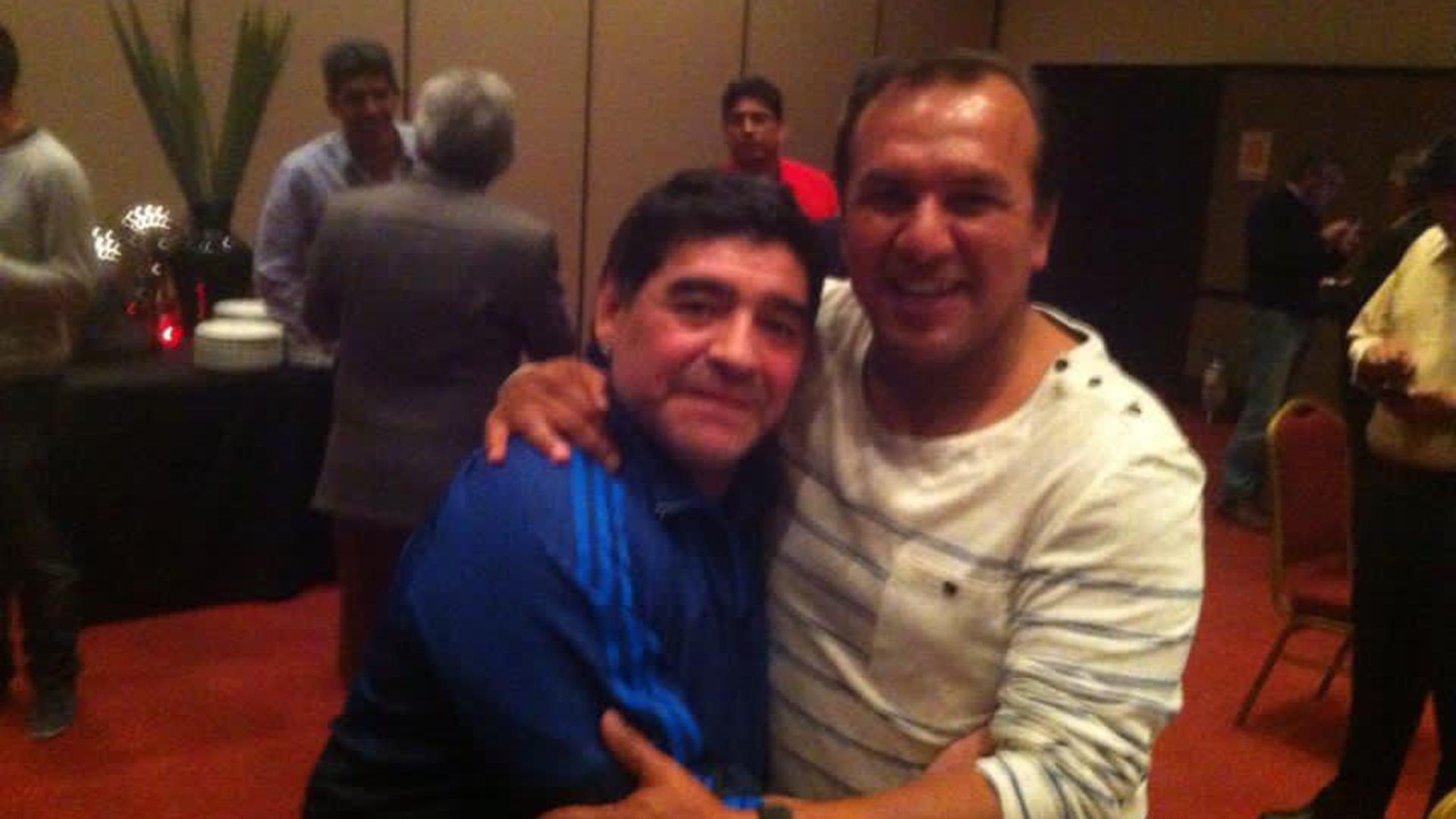 Rubén Sosa, ex jugador de la selección de Uruguay