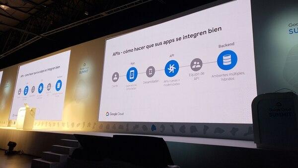En el Google Cloud Summit en Buenos Aires hubo conferencias y talleres sobre Google Cloud, G Suite y Maps.