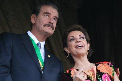 El poder de Marta Sahagún sobre el presidente Vicente Fox fue parte de la política de su sexenio