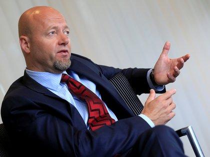 Yngve Slyngstad, actual CEO del Fondo soberano noruego, anunció que dejará su cargo después de 12 años.