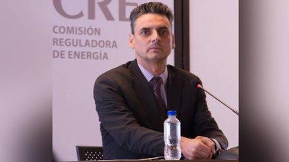 Guillermo García Alcocer fue titular de la Comisión Reguladora de Energía durante 3 años (Foto: Cuartoscuro)