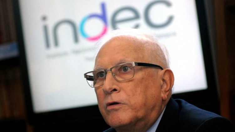 Jorge Todesca, director del INDEC