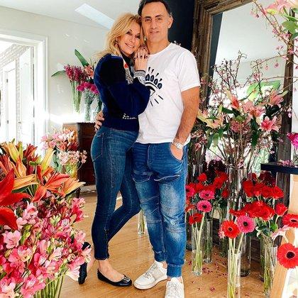Yanina Latorre le dedicó un emotivo mensaje a Diego en sus redes sociales