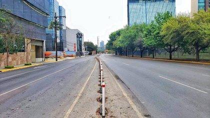 El primer contagio de COVID-19 se confirmó el 11 de marzo y 6 días después se decretó la cuarentena con elementos de seguridad en las calles (Foto: Facebook)