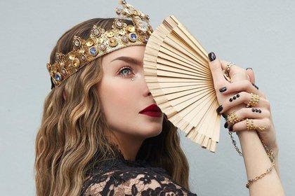 Belinda se ha caracterizado por complementar su propuesta musical con la moda (Foto: Instagram @belindapop)