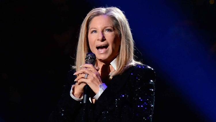 Barbra Streisand, una de las grandes ausentes en la canción (AP)