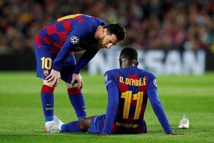 El francés no jugaba desde noviembre por una lesión anterior - REUTERS/Albert Gea/File Photo