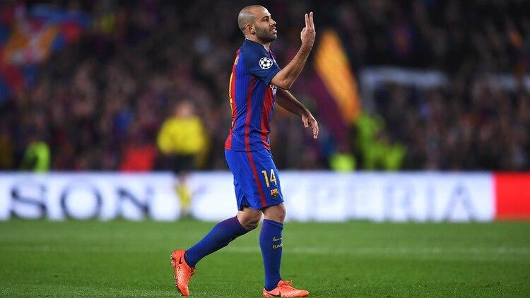 (Getty Images). (Getty Images). Javier Mascherano dejará el Barcelona ... ebf85f3e5145b