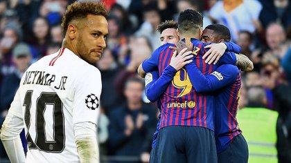 El objetivo de Neymar: volver al Barcelona para jugar de nuevo con Messi y Suárez