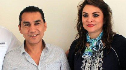 Abarca y su esposa Pineda Villa obtuvieron amparos en prácticamente los mismos términos (Foto: AFP)