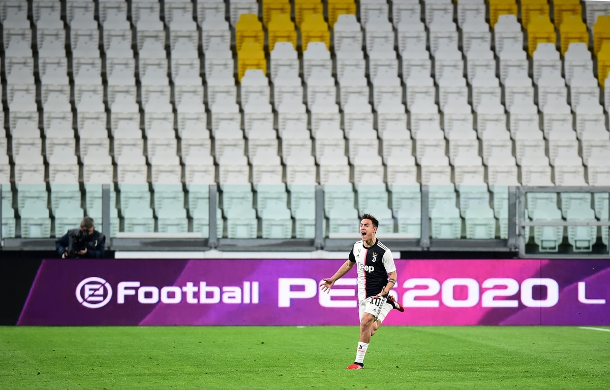Con un golazo de Dybala, Juventus le ganó al Inter y se subió a la cima de la Serie A - Infobae