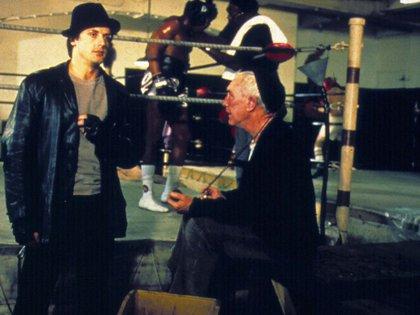 Sylvester Stallone en Rocky, la película que le cambió la vida (Shutterstock)