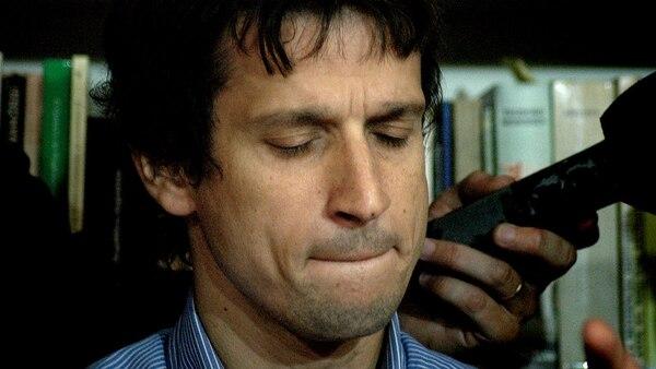 Diego Lagomarsino, procesado por la muerte de Nisman (Nicolás Stulberg)