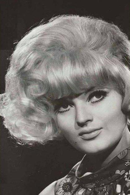 La actriz se consagró en los 80, compartiendo escena con las más grandes figuras del espectáculo de aquel entonces