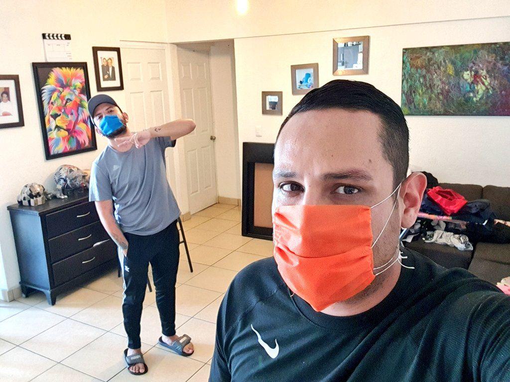 Rodrigo Fragoso dijo, en entrevista para Infobae México, que se encontraba aislado en su departamento tras recibir el diagnóstico de infección por COVID-19 (Foto: Twitter @fragosomanager)