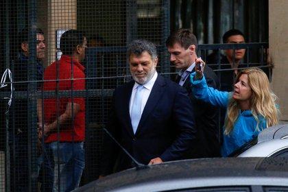 Gianfranco Macri, hermano del Presidente, continuará siendo investigado por presunta evasión impositiva. REUTERS/Stringer