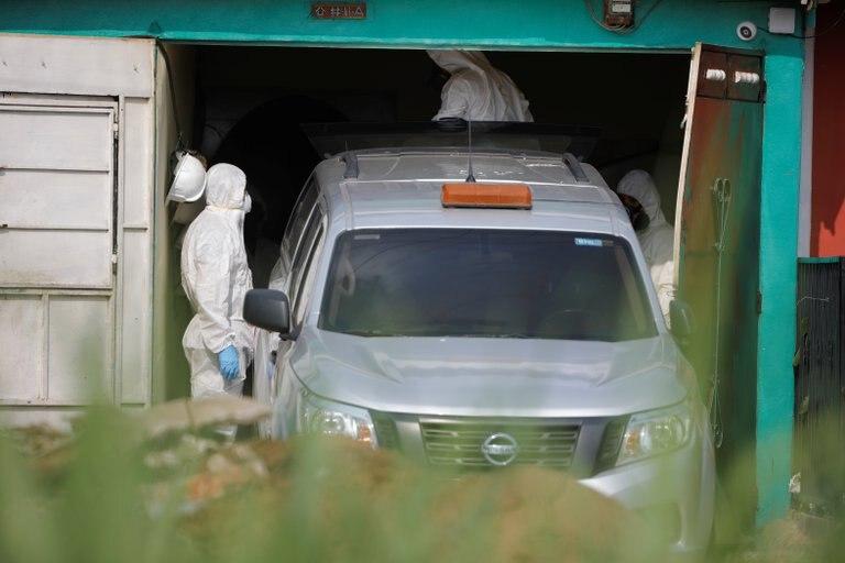 RX27VRUPFXTLZCZWTMNKCUAHK4 - Macabro hallazgo en El Salvador: 14 cadáveres en la casa de un ex policía