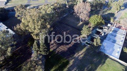 Sector 10 de Chacarita, reservado para muertos por Covid-19 (Lihueel Althabe)