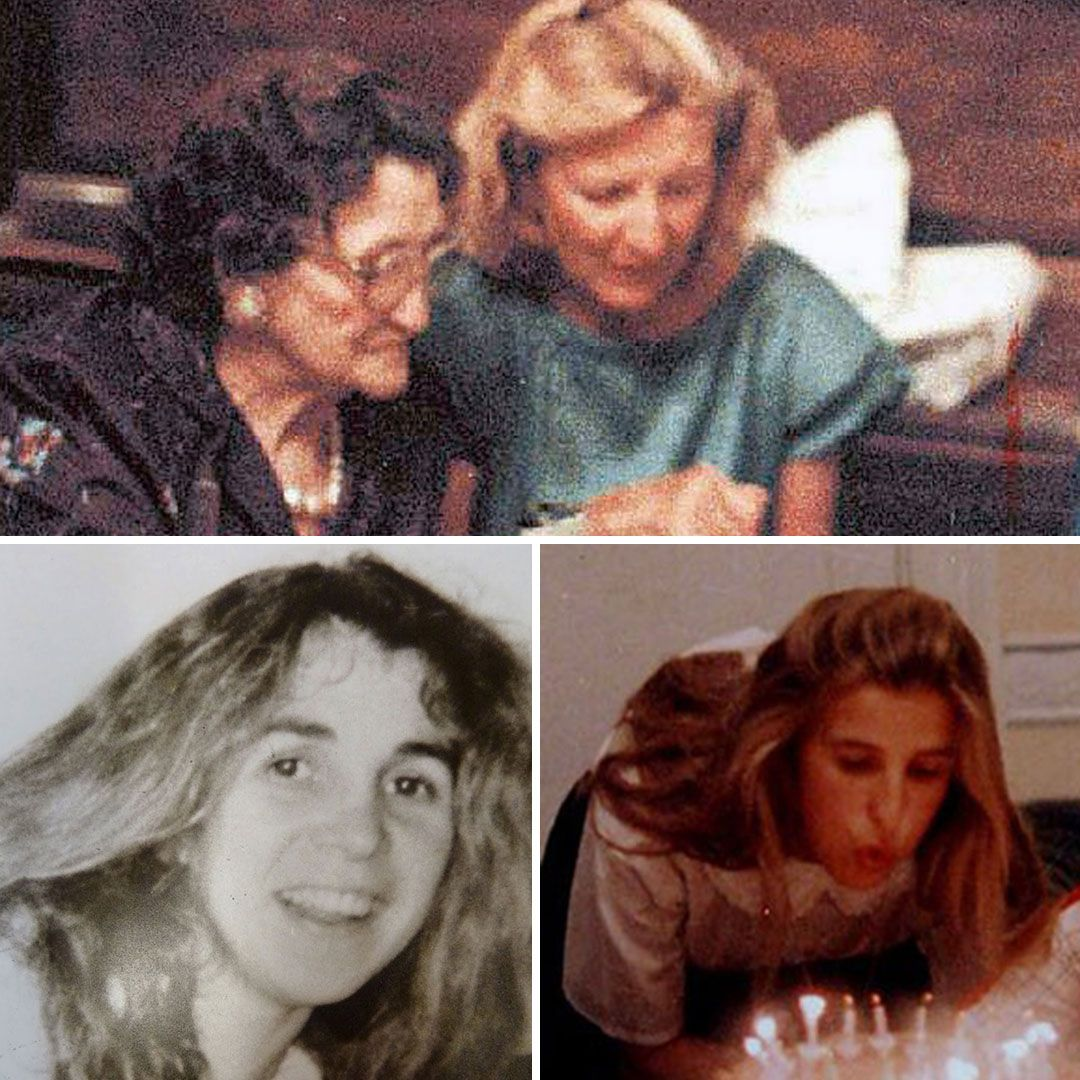 La ex suegra, la ex esposa y las hijas de Barreda