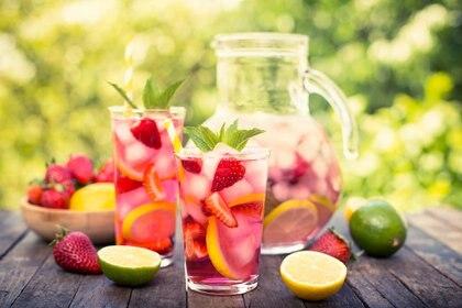 El verano es la época ideal para comer más liviano (Getty Images)
