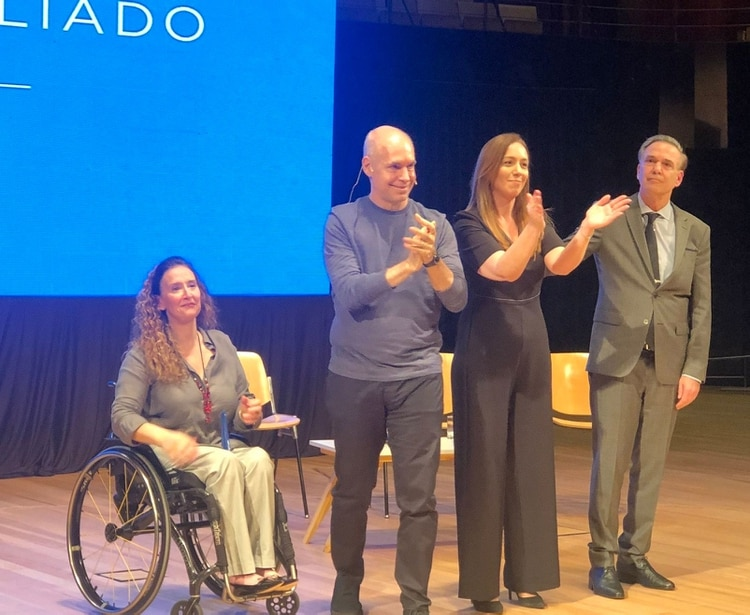 Michetti, Vidal, Rodríguez Larreta y Pichetto en el Gabinete Ampliado