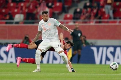 Jerome Boateng se encuentra actualmente en Qatar dispurando el Mundial de Clubes con el Bayern Múnich (Foto: REUTERS)