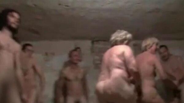 Captura de imagen del video del escándalo