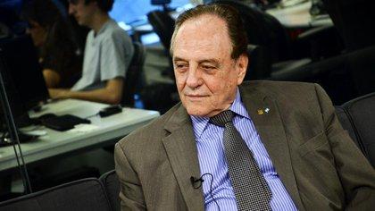 El diputado del Frente de Todos, Carlos Heller
