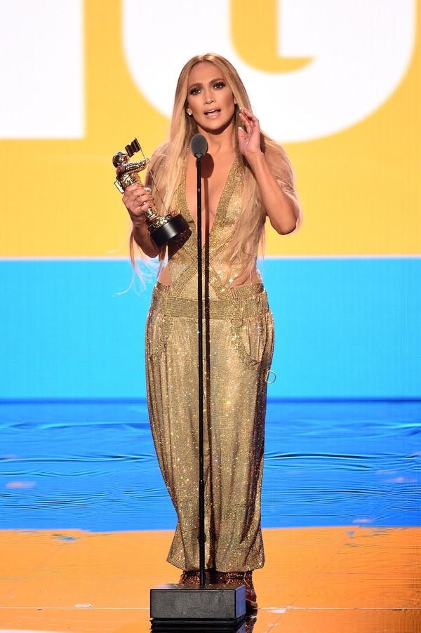 Jennifer Lopez (Michael Loccisano/Getty Images for MTV/AFP)