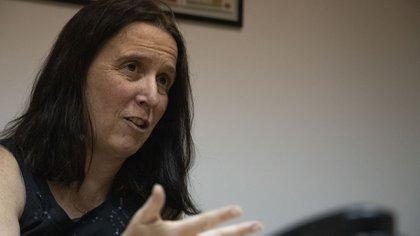 Marina Dal Poggeto, economista