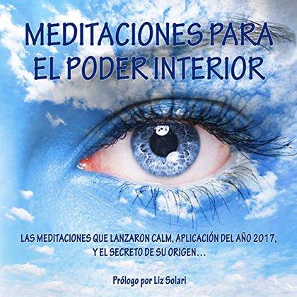 """""""Meditaciones para el poder interior"""", uno de los libros que Liz escribió el prólogo y también le dio su voz en español"""
