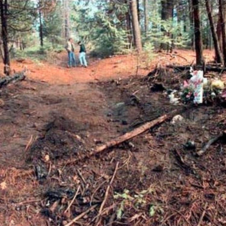 El lugar donde fue hallado el cuerpo de su última víctima