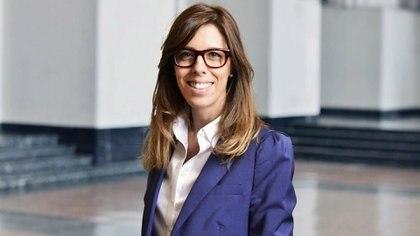 Laura Alonso, titular de la Oficina Anticorrupción