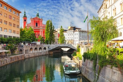 En Ljubljana, el vino es más barato que los refrescos. Los precios han caído un 13,1% desde marzo