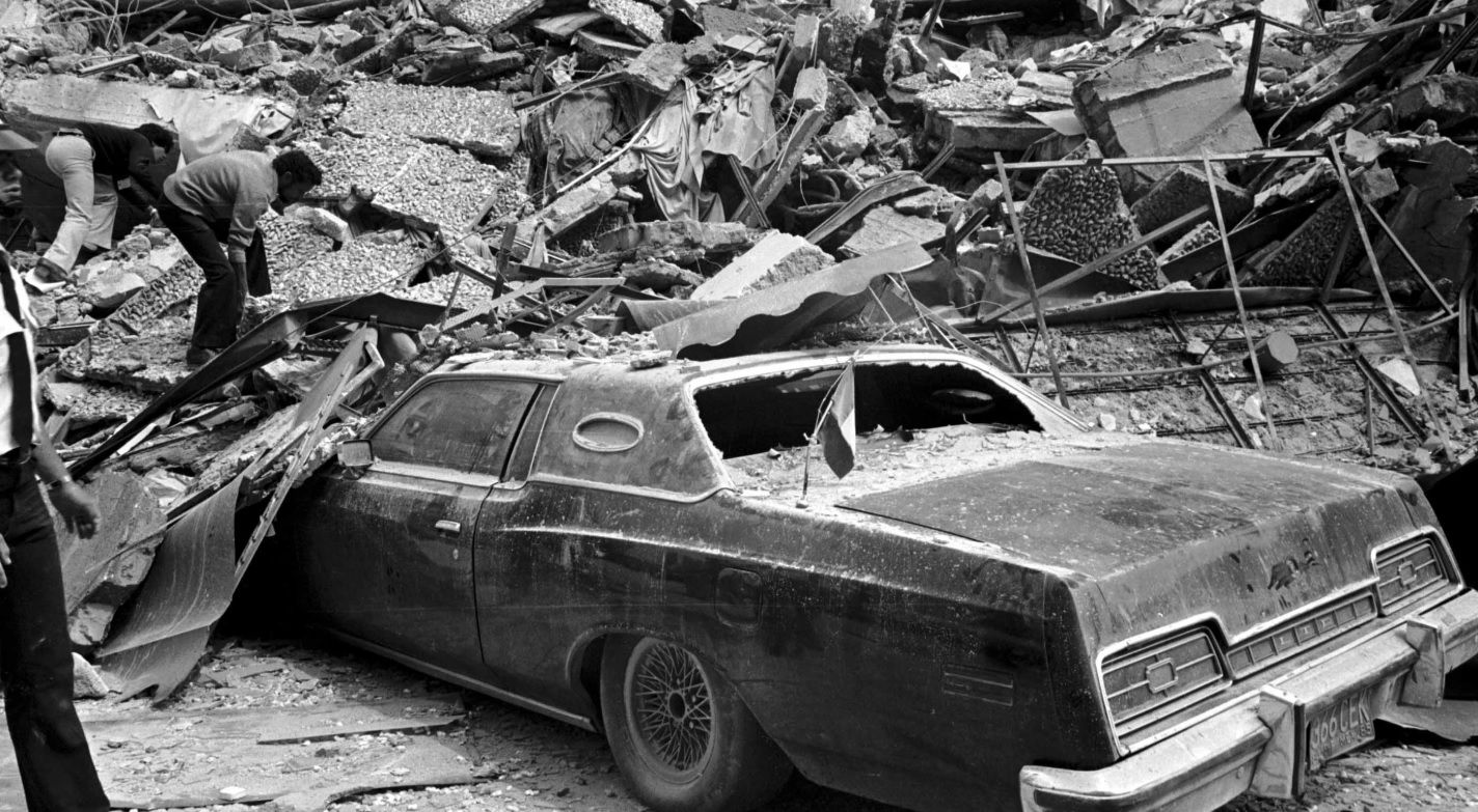 El terremoto de 1985 ha sido el más devastador en la CdMx; superó la intensidad del sismo de 1957, cuando cayó El Ángel de la Independencia (Foto: Cuartoscuro)