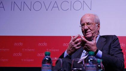 Paolo Rocca, presidente de Grupo Techint