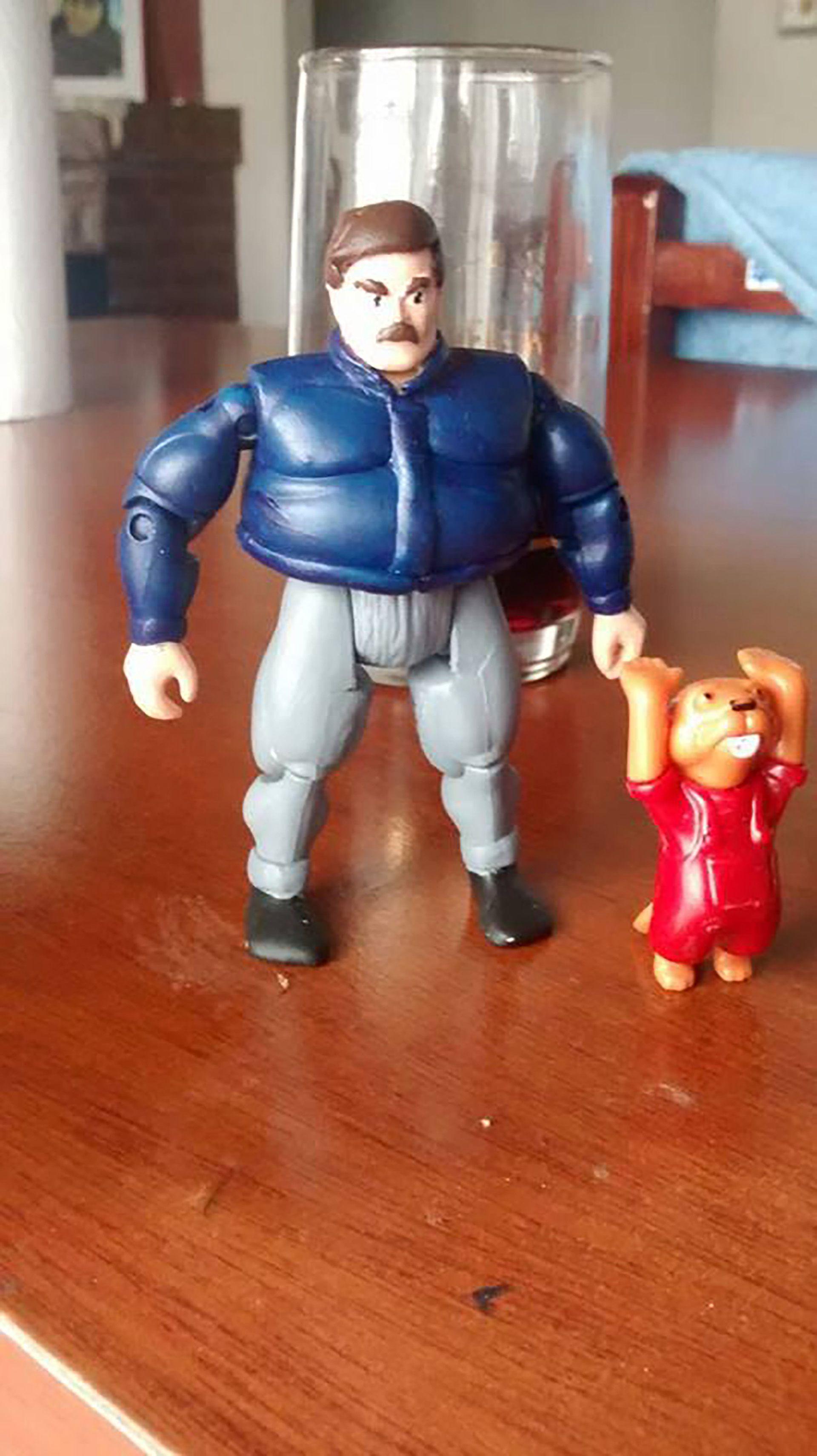 milonga muñecos