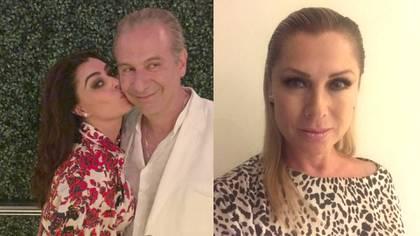 Yadhira Carrillo se casó con Juan Collado, el ex de Leticia Calderón (Foto: Twitter)