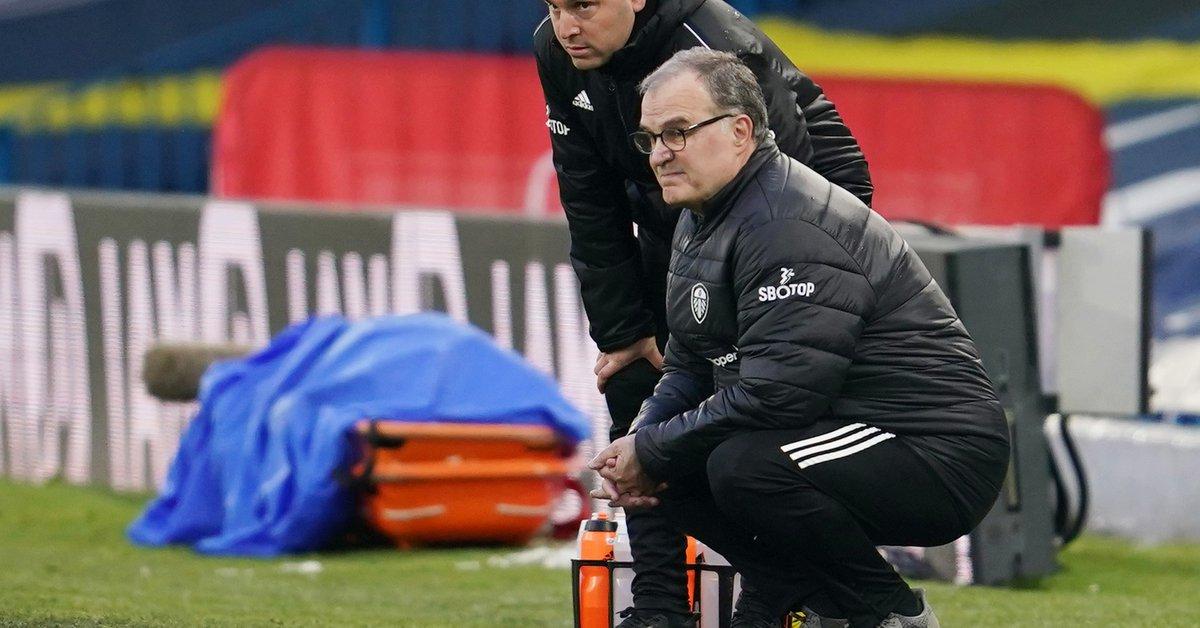 Preocupante derrota del Leeds de Marcelo Bielsa en la Premier League: acumula tres caídas al hilo sin convertir goles