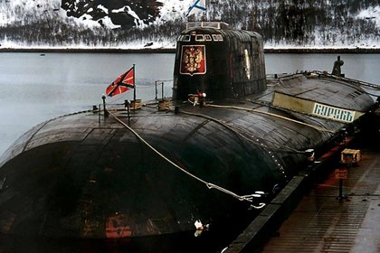 El submarino Kursk explotó en 2000. Murieron sus 118 tripulantes