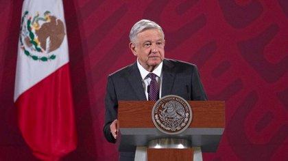 Durante su conferencia matutina, el presidente Andrés Manuel López Obrador habló sobre el contrato con la planta Etileno XXI, construida por Odebrecht. (Foto: Presidencia de México)