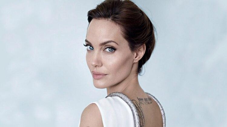 Jolie daría vida a Sersi, una eterna nacida en Olimpia, Grecia, después de la caída de la Atlántida. (Foto: archivo)