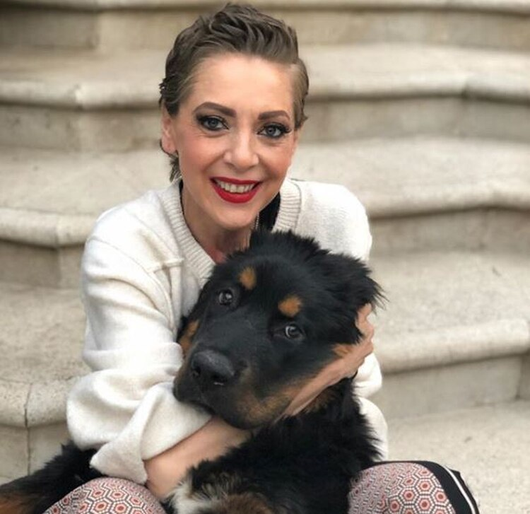 La actriz sí superó la primera prueba, pero en abril de este año los rumores sobre que el cáncer había vuelto (Foto: Instagram)