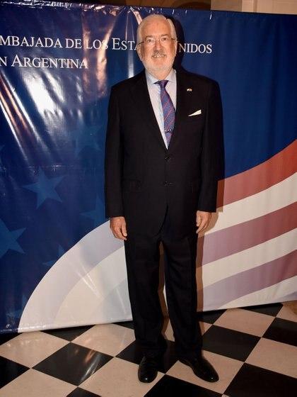 Estanislao de Grandes Pascual, embajador de España en la Argentina
