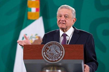 El presidente ha sido criticado por respaldar a Salgado Macedonio. Foto: Presidencia de México.